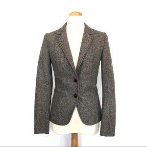 NWOT H&M tweed blazer 2